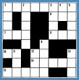 Free Large Print Standard Crossword Puzzles